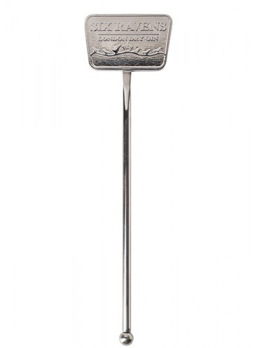 Six Ravens Gin & Tonic Stirrer
