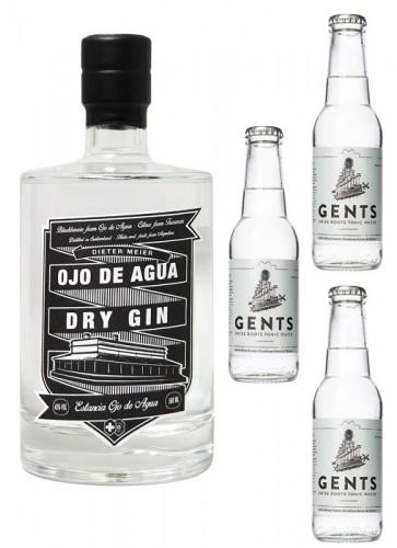 Ojo de Agua Gin & Tonic Set